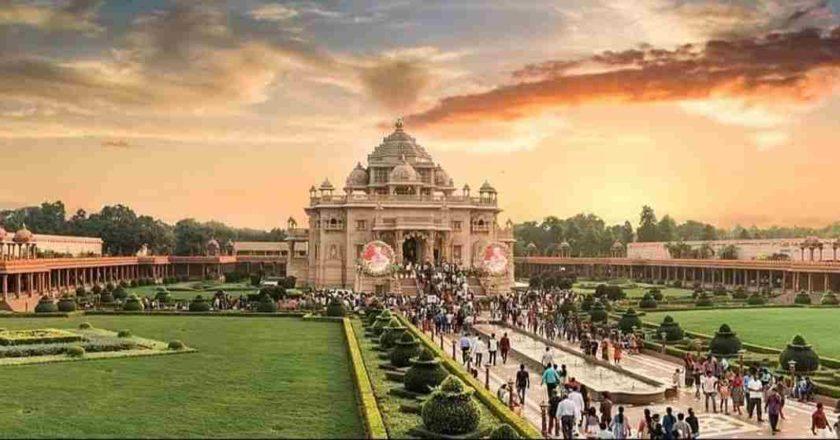 Gandhinagar Akshardham Rides Latest Timing and Ticket Price: Gandhinagar Akshardham Rides Info