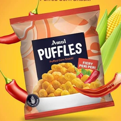 Crispy Amul Puffles Review – Best Snacks Item For Your Kids!