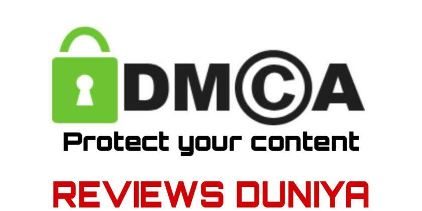 DMCA - Reviews Duniya