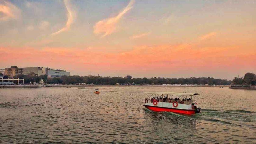 Kankaria Lake Ahmedabad - Review, Attractions, Rides, Timing, Contact Number