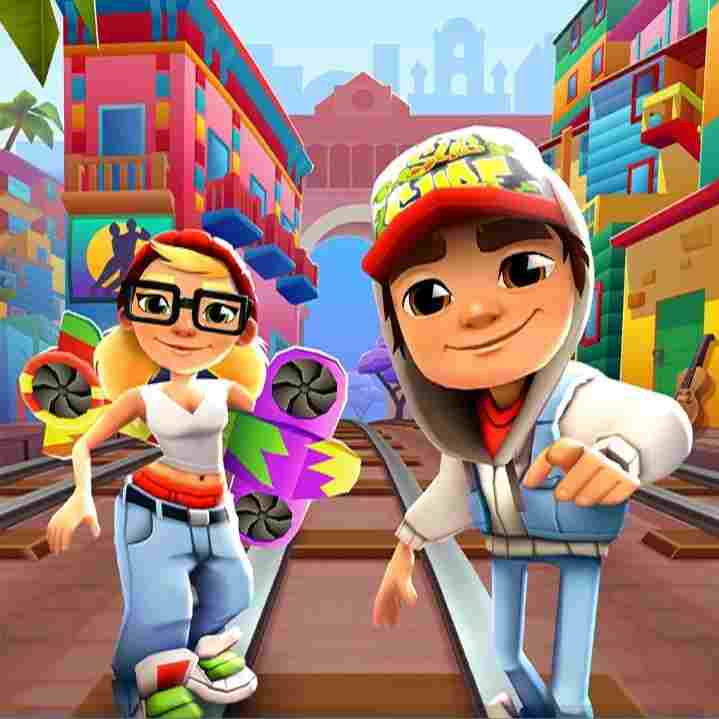 Subway Surfers Game Review & Rating - Best Game