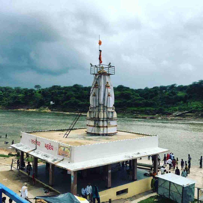 [Review]Sapteshwar Mahadev Temple: Center of faith for the devotees of Mahadev in Himmatnagar!