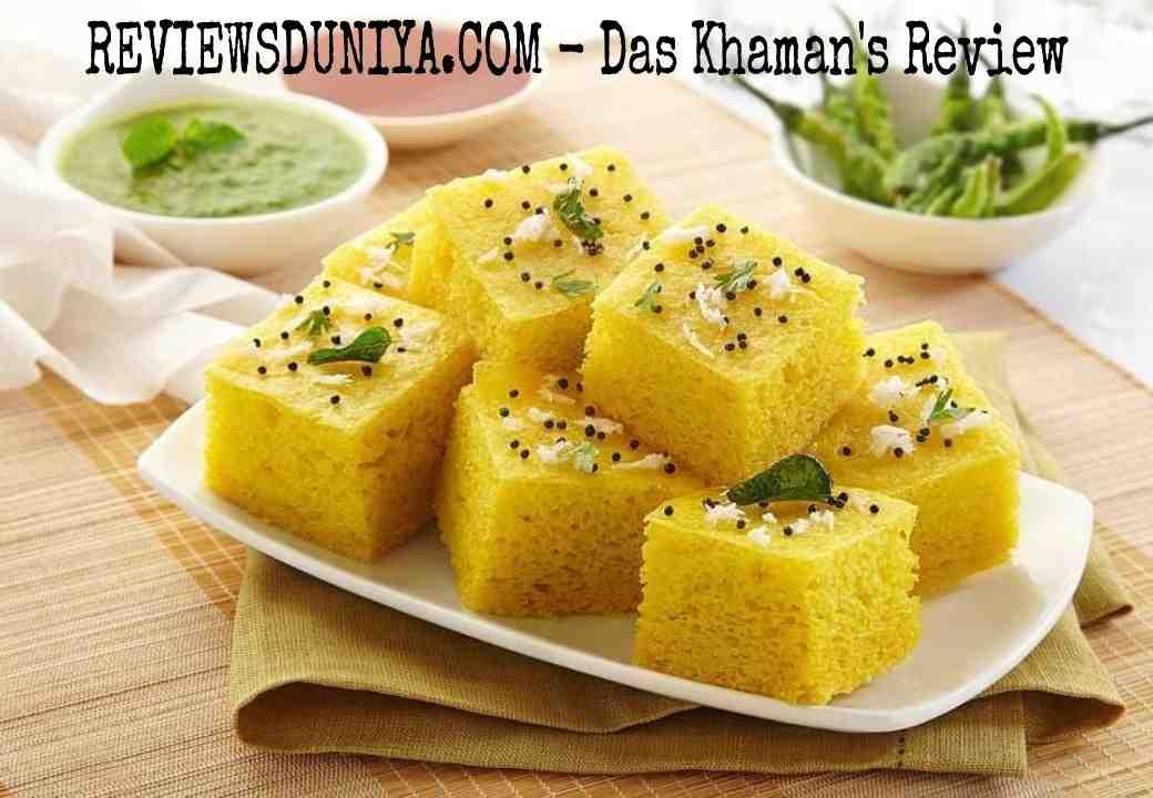 Das Khaman Review: The King Of Khaman(Das Khaman) - Khaman Available in Different varieties
