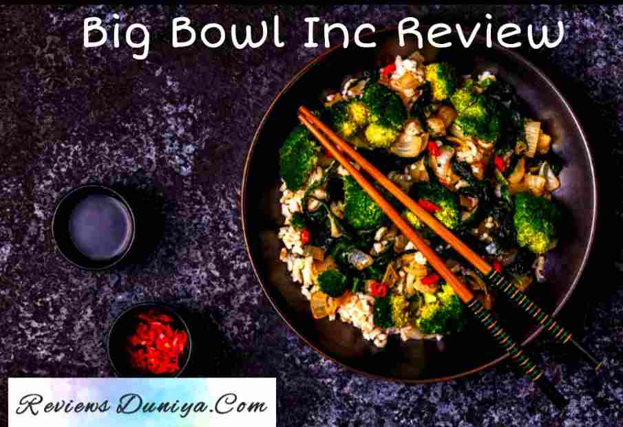 Big Bowl Inc Restaurant Review: LATEST Review Of Big Bowl Inc Restaurant Ahmedabad