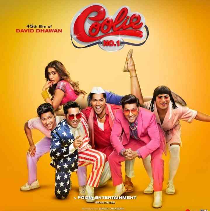 Coolie No.1(2020) Box Office Collection and Budget: Latest Collection and Budget of Coolie No.1 Movie