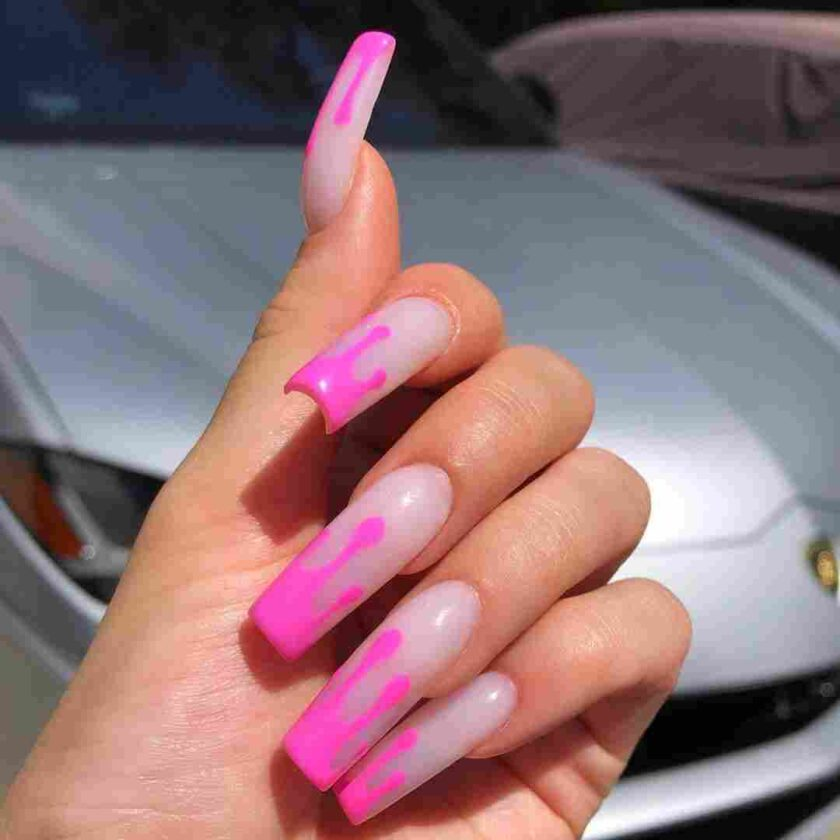 Kylie Jenner's Beautiful Nail Picture