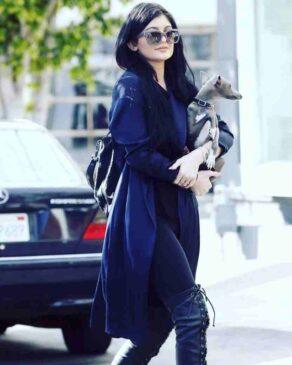 kylie Jenner's dog - Penny