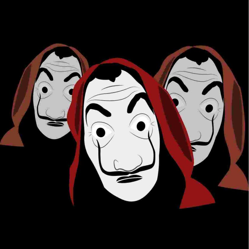 Download All Episodes of Money Heist Season 5 in Hindi Dubbed