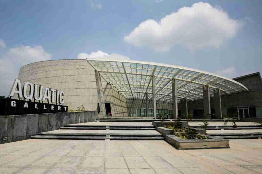 Aquatic Gallery at Science City Ahmedabad