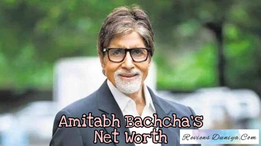 Amitabh Bachchan Net worth in 2021: Amitabh Bachchan's Salary, Income