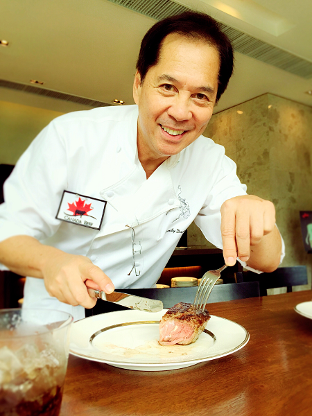 Who is Chef Sandy Daza's Wife? Details On His Family and Background