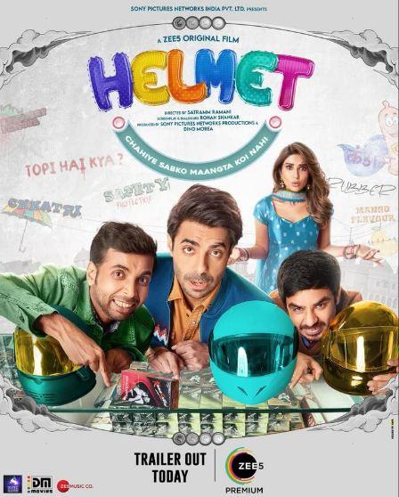 Helmet (Zee5) Film Cast & Crew, Release Date, Actors, Roles, Salary, Wiki & More - techkashif