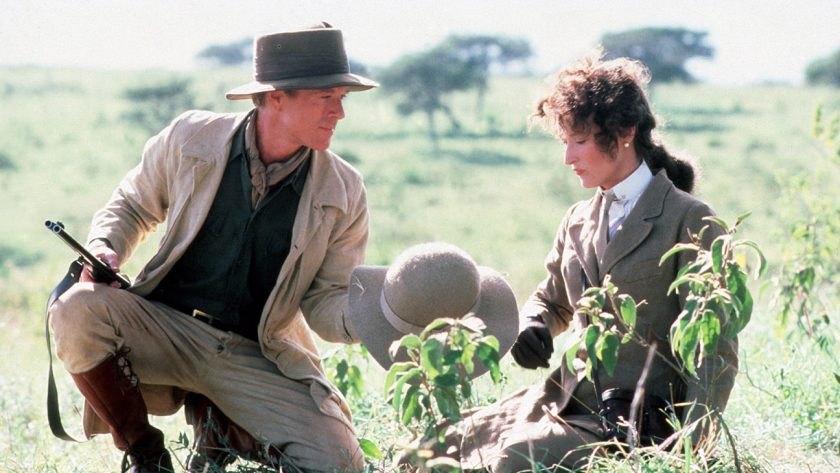 Is Out of Africa a true story?  Is the movie based on real life?